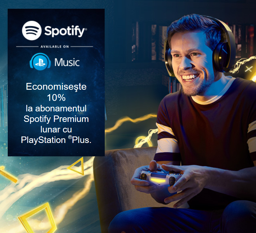 Spotify-PlayStation